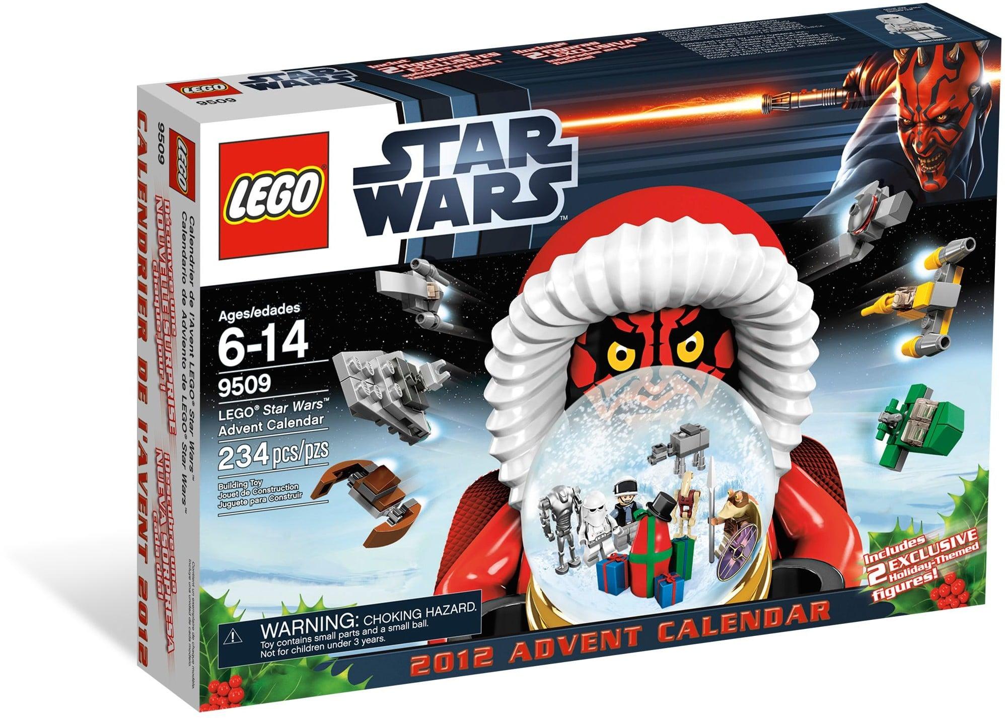 LEGO 9509 Adventskalender