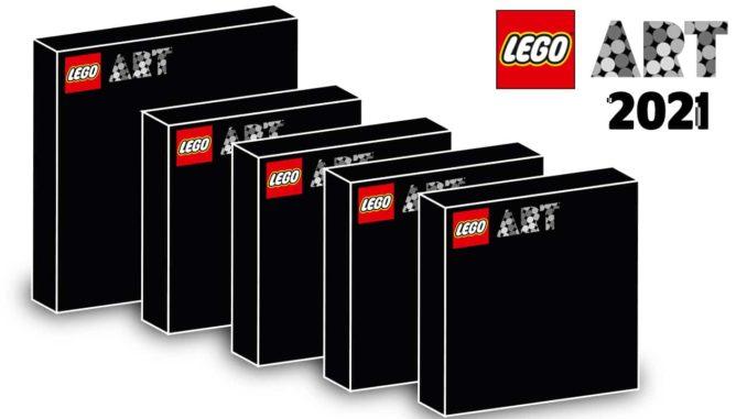 LEGO Art 2021 Neuheiten