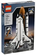 LEGO Creator Expert 10231 Shuttle Expedition