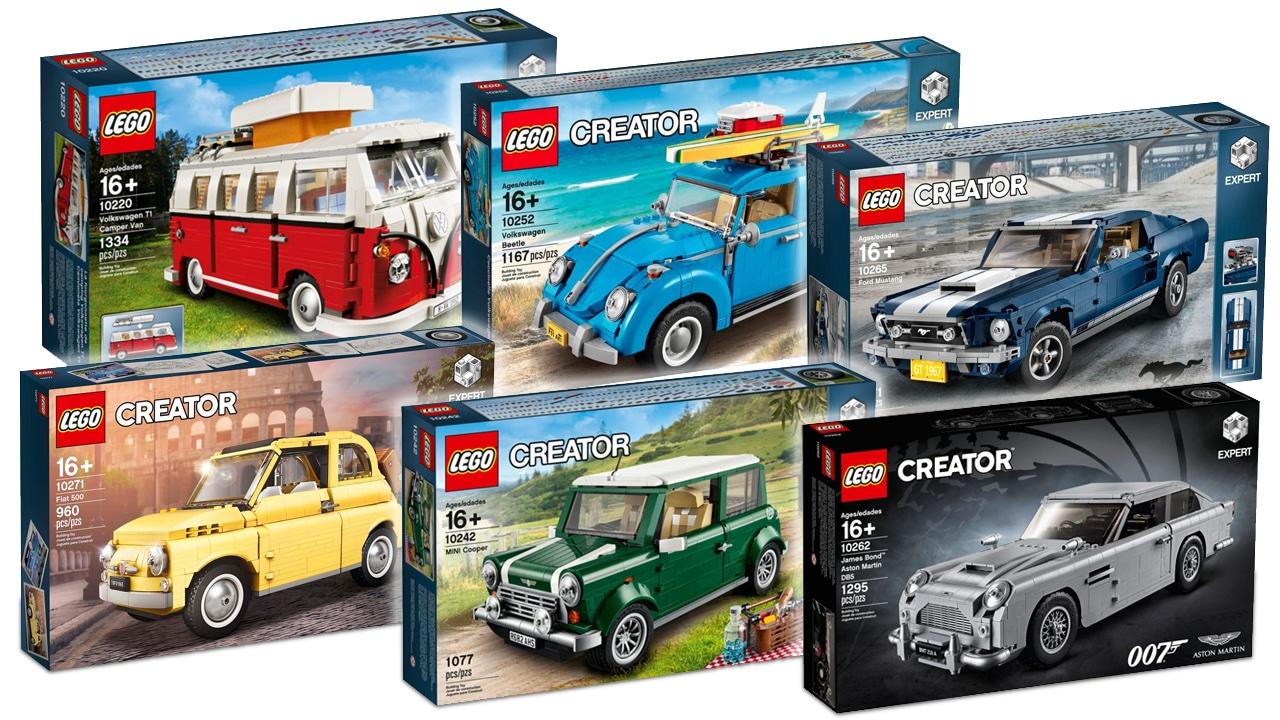 LEGO Creator Expert Autos Titelbild03