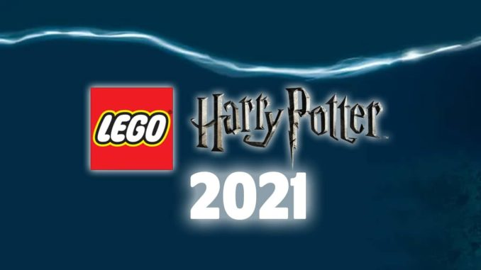 LEGO Harry Potter 2021 Neuheiten