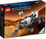 LEGO Ideas 21104 Nasa Curiosity Rover