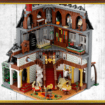LEGO Ideas Addams Family Masion (2)