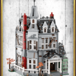 LEGO Ideas Addams Family Masion (3)