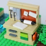 LEGO Ideas Animal Crossiing New Horizons Paradise (3)