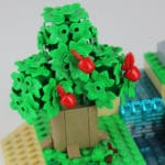 LEGO Ideas Animal Crossiing New Horizons Paradise (5)
