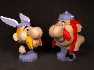 LEGO Ideas Asterix Obelix (1)