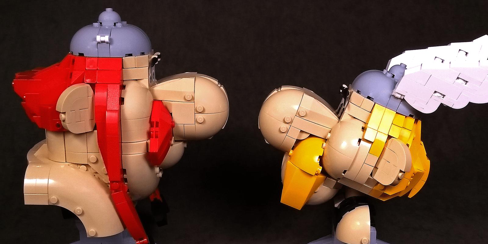 LEGO Ideas Asterix Obelix (2)
