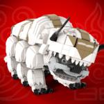 LEGO Ideas Avatar Airbender Yip Yip (5)