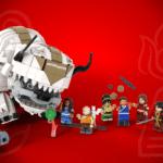 LEGO Ideas Avatar Airbender Yip Yip (9)