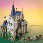 LEGO Ideas Castle Of Lord Afol (10)