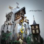 LEGO Ideas Castle Of Lord Afol (13)