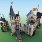 LEGO Ideas Castle Of Lord Afol (15)