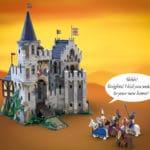 LEGO Ideas Castle Of Lord Afol (3)