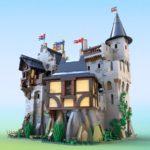 LEGO Ideas Castle Of Lord Afol (5)