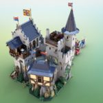LEGO Ideas Castle Of Lord Afol (6)