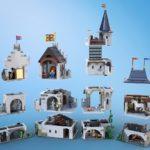 LEGO Ideas Castle Of Lord Afol (8)