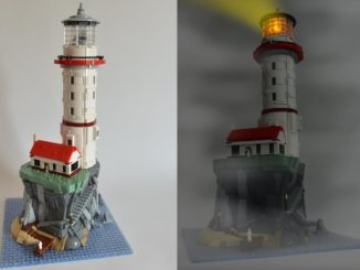 LEGO Ideas Motorized Lighthouse (1)