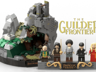 LEGO Ideas Princess Builder Guilder Fronttier (1)