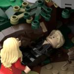 LEGO Ideas Princess Builder Guilder Fronttier (10)