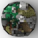LEGO Ideas Princess Builder Guilder Fronttier (11)