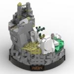 LEGO Ideas Princess Builder Guilder Fronttier (13)