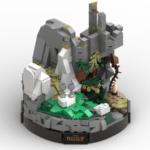 LEGO Ideas Princess Builder Guilder Fronttier (14)