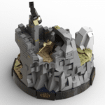 LEGO Ideas Princess Builder Guilder Fronttier (3)