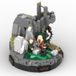 LEGO Ideas Princess Builder Guilder Fronttier (8)