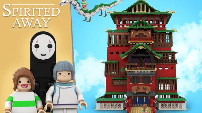 LEGO Ideas Spirited Away (1)