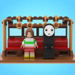 LEGO Ideas Spirited Away (10)
