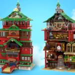 LEGO Ideas Spirited Away (3)