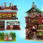 LEGO Ideas Spirited Away (4)