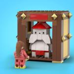 LEGO Ideas Spirited Away (8)