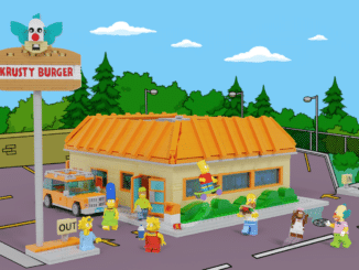 LEGO Ideas The Simpsons Krusty Burger (1)