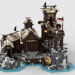 LEGO Ideas Viking Village (2)