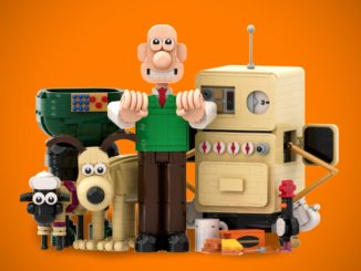 LEGO Ideas Wallace Gromit (1)