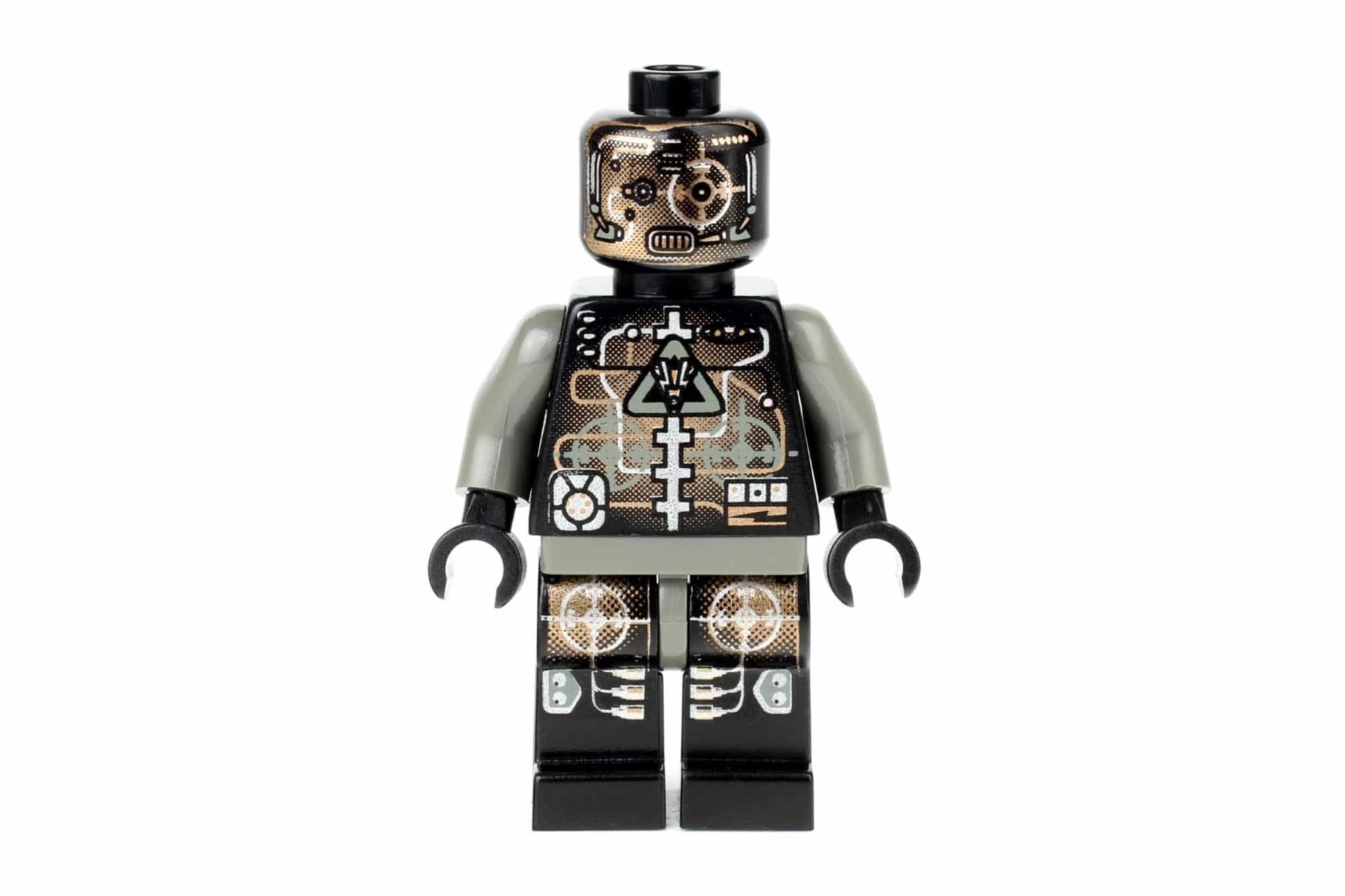 LEGO Insectoids Minifigure Robot