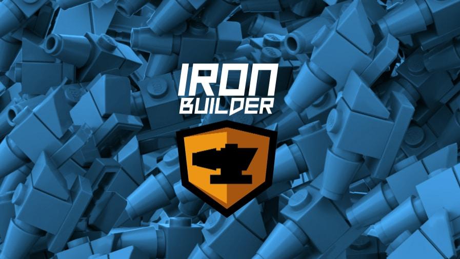 LEGO Iron Builder Logo