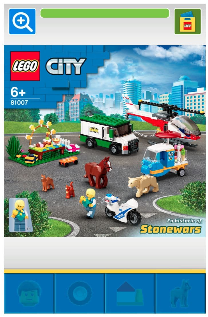 LEGO Lab City Set Selbst Designen (11)