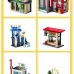 LEGO Lab City Set Selbst Designen (7)