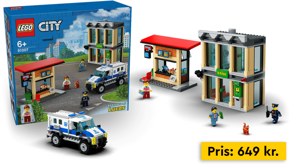 LEGO Lab Designe Dein LEGO City Set 04