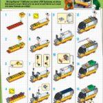 LEGO Magazin Anleitung