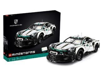 LEGO Mindstorms 51513 Porsche Concept