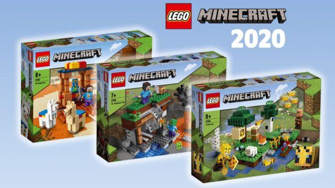LEGO Minecraft 2020 Titel 02