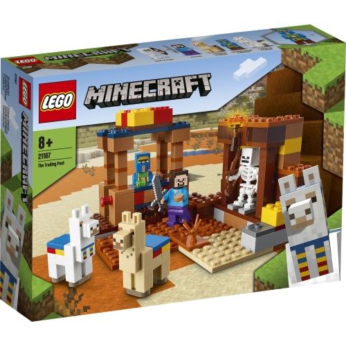 LEGO Minecraft 21167 Der Händler