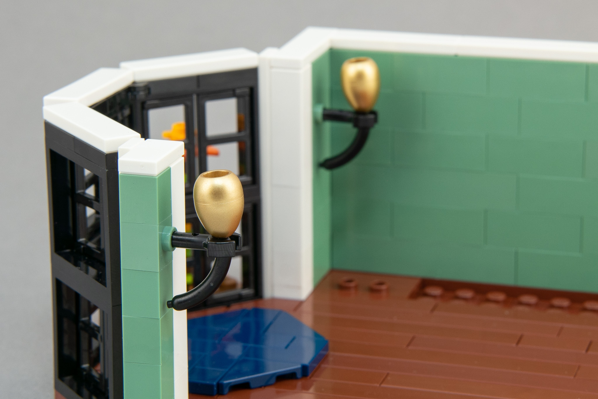 LEGO Moc Bausinpiration Esszimmer (14)