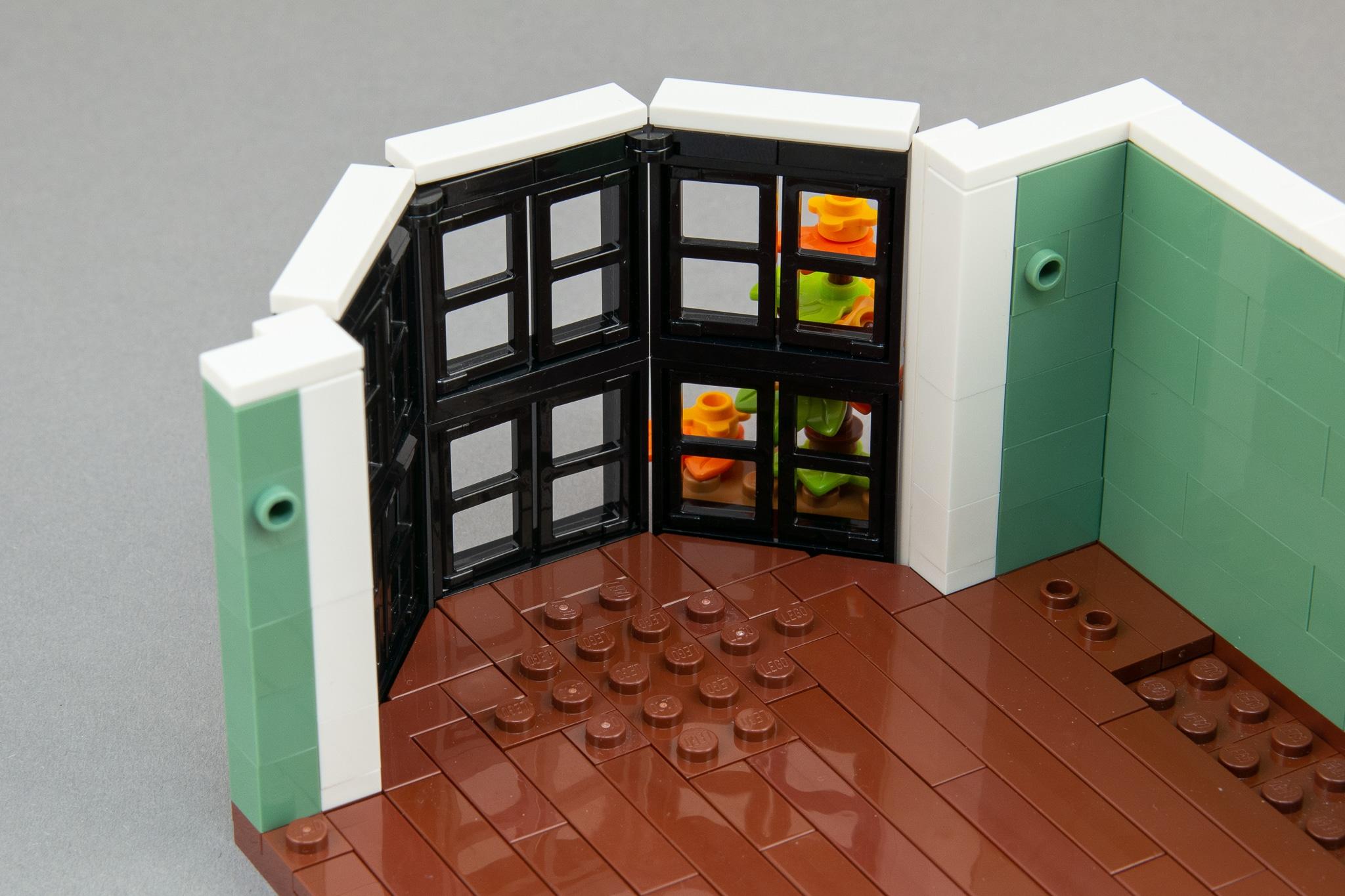 LEGO Moc Bausinpiration Esszimmer (17)