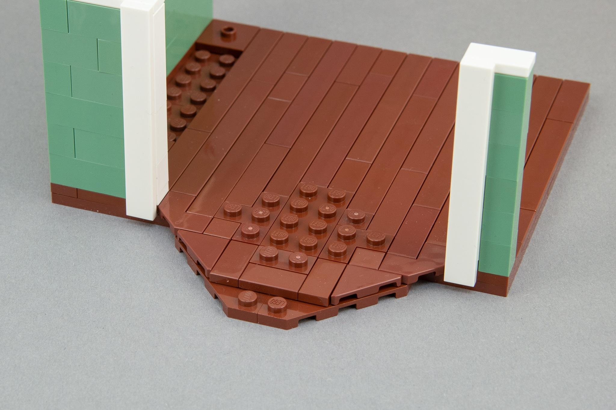 LEGO Moc Bausinpiration Esszimmer (19)