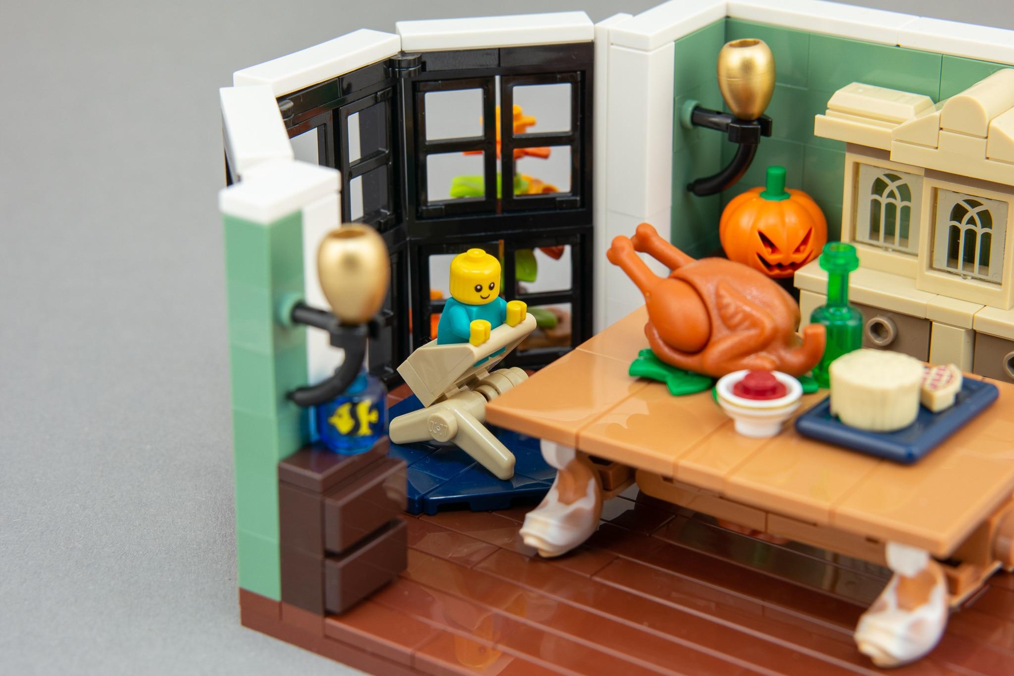LEGO Moc Bausinpiration Esszimmer (7)